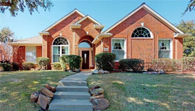 200 Fairfax Drive, Allen, TX 75013 (MLS #14022544) :: Kimberly Davis & Associates