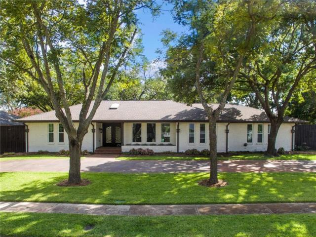 2439 Fairway Drive, Richardson, TX 75080 (MLS #14022640) :: Kimberly Davis & Associates