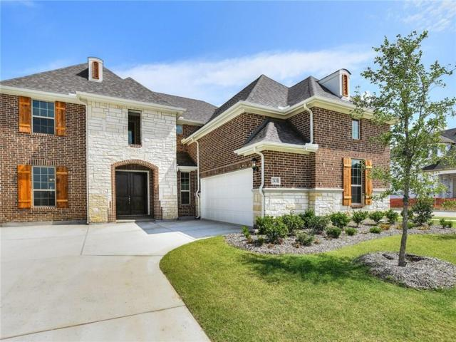 2430 Bottlebrush Drive, Prosper, TX 75078 (MLS #14022675) :: The Real Estate Station