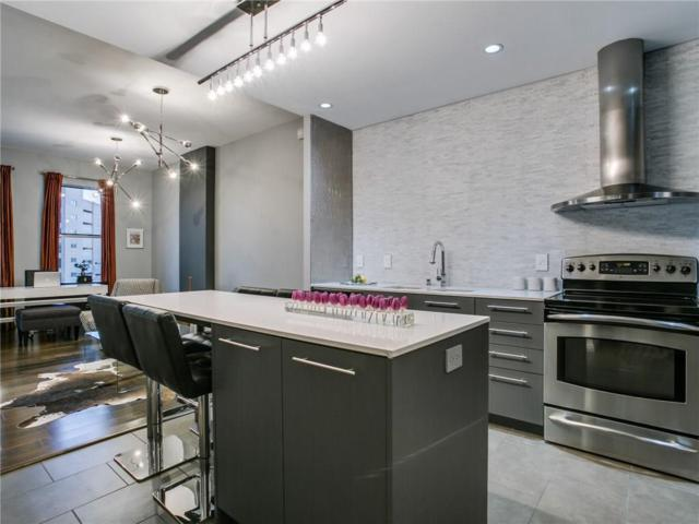 2323 N Houston Street #308, Dallas, TX 75219 (MLS #14022851) :: The Heyl Group at Keller Williams
