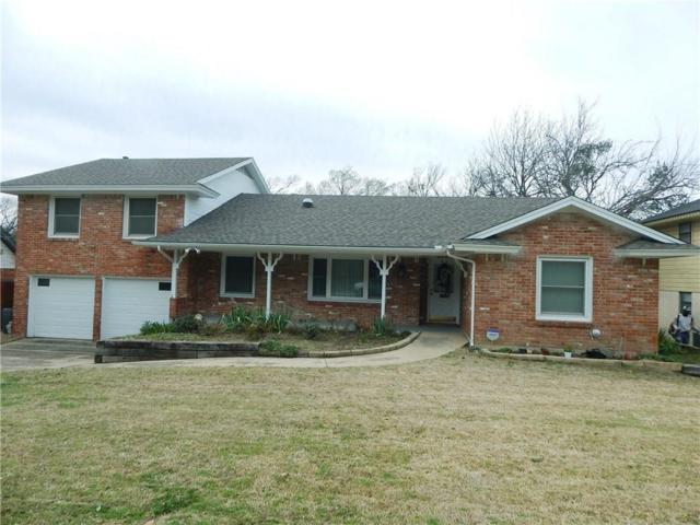 5620 Wonder Drive, Fort Worth, TX 76133 (MLS #14022924) :: Frankie Arthur Real Estate