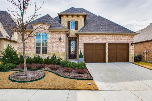 8337 Burnley, The Colony, TX 75056 (MLS #14023132) :: Van Poole Properties Group