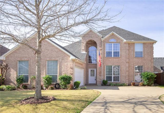 2715 Forest Lake Drive, Grand Prairie, TX 75052 (MLS #14023188) :: The Hornburg Real Estate Group