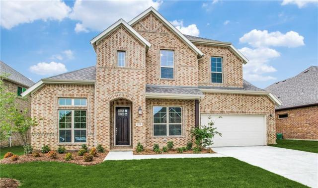 11320 Bull Head Lane, Flower Mound, TX 76262 (MLS #14023486) :: Real Estate By Design