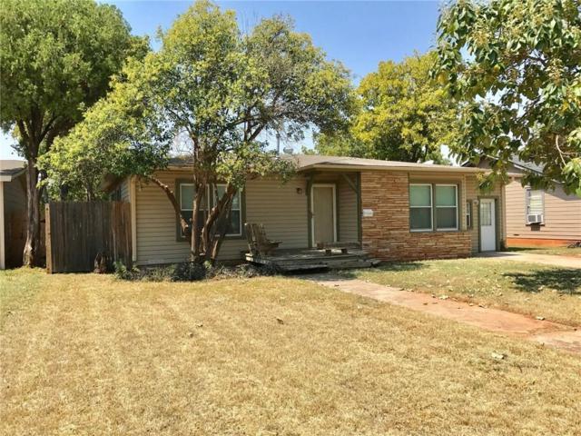 926 S Jefferson Drive, Abilene, TX 79605 (MLS #14023495) :: Kimberly Davis & Associates
