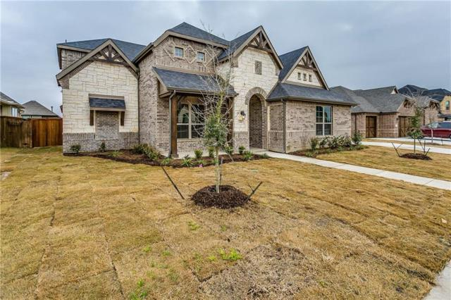126 Fairweather Drive, Burleson, TX 76028 (MLS #14023529) :: The Mitchell Group