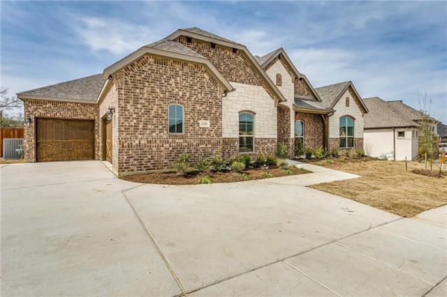 1236 Madera Drive, Burleson, TX 76028 (MLS #14023541) :: The Mitchell Group