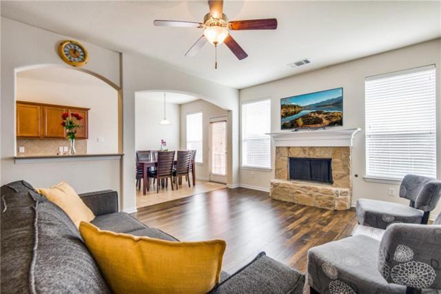 901 Horizon Ridge Circle, Little Elm, TX 75068 (MLS #14023596) :: The Hornburg Real Estate Group