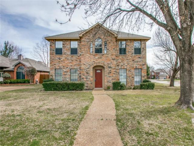 2100 Steppington Avenue, Flower Mound, TX 75028 (MLS #14023718) :: Robbins Real Estate Group