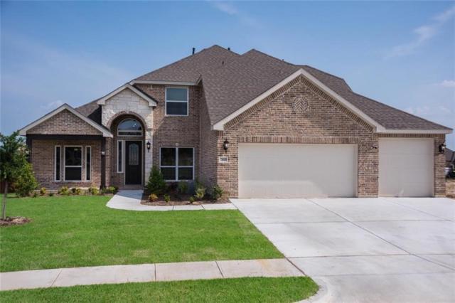 7809 Echo Hill Lane, Denton, TX 76208 (MLS #14023811) :: Real Estate By Design