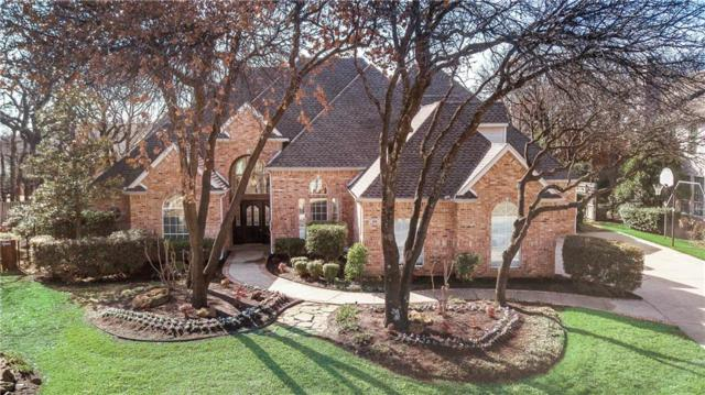 800 Shadow Glen Drive, Southlake, TX 76092 (MLS #14023900) :: Frankie Arthur Real Estate