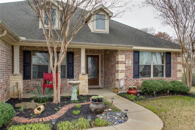 Burleson, TX 76028 :: The Hornburg Real Estate Group