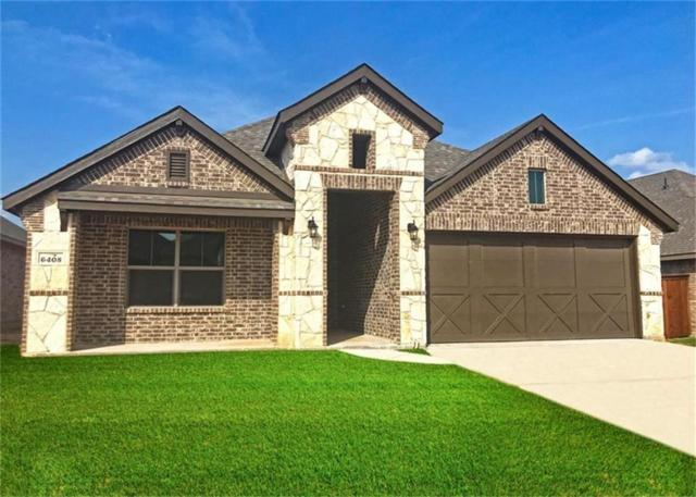 6408 Texas Cowboy Drive, Fort Worth, TX 76123 (MLS #14024432) :: Real Estate By Design