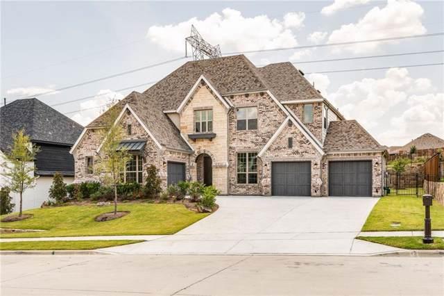 3480 Newport Drive, Prosper, TX 75078 (MLS #14024470) :: Kimberly Davis & Associates