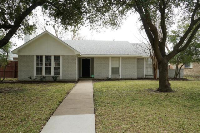 712 Pebblebrook Drive, Allen, TX 75002 (MLS #14024628) :: RE/MAX Landmark