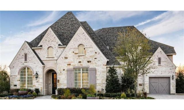801 Cliff Creek Drive, Prosper, TX 75078 (MLS #14024694) :: The Heyl Group at Keller Williams
