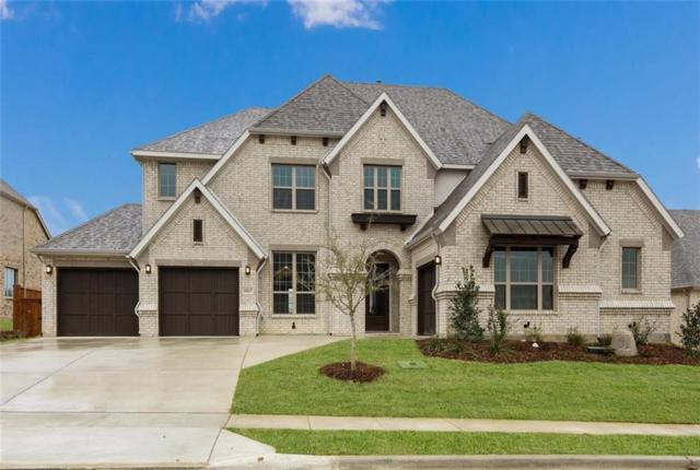 11613 Little Elm Creek, Flower Mound, TX 76226 (MLS #14024948) :: The Real Estate Station