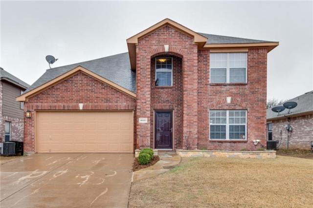 4661 Cool Ridge Court, Fort Worth, TX 76133 (MLS #14025228) :: Team Hodnett