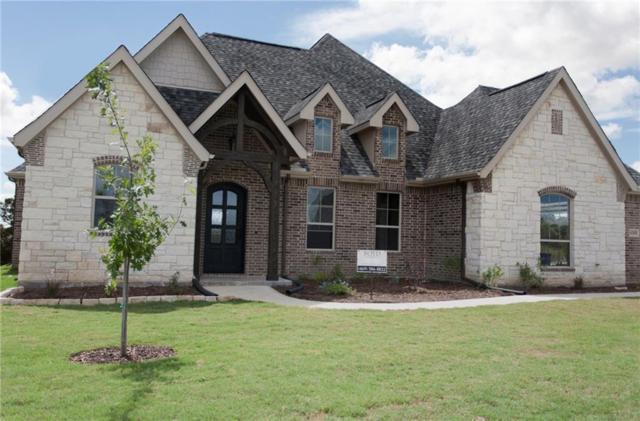 1104 Knoll Crest Drive, Mansfield, TX 76063 (MLS #14025830) :: The Tierny Jordan Network