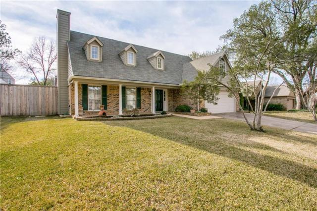 4340 Kenwood Drive, Grapevine, TX 76051 (MLS #14026235) :: The Rhodes Team