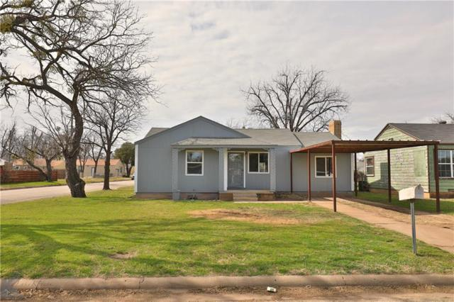 2242 Vine Street, Abilene, TX 79602 (MLS #14026781) :: The Tonya Harbin Team
