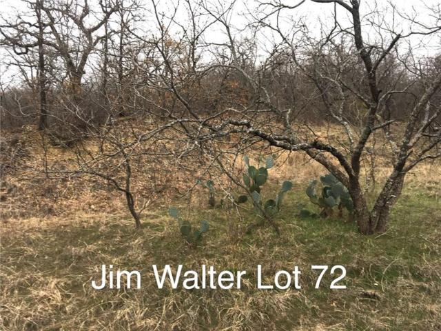Lot 72 Jim Walter Drive, Runaway Bay, TX 76426 (MLS #14026996) :: Robbins Real Estate Group