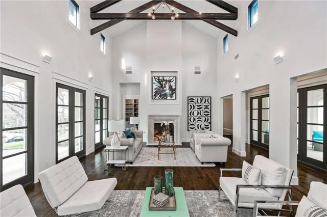 4502 Watauga Road, Dallas, TX 75209 (MLS #14027073) :: Van Poole Properties Group