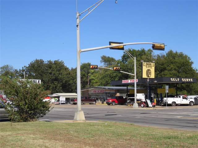 421 N Austin Avenue, Denison, TX 75020 (MLS #14027214) :: The Tierny Jordan Network