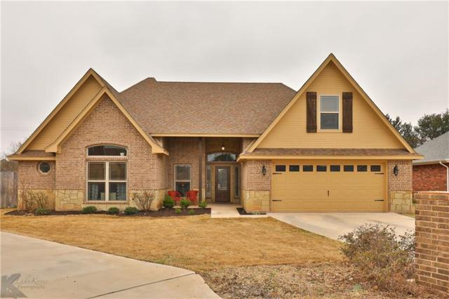 3301 White Oaks Drive, Abilene, TX 79606 (MLS #14027292) :: Kimberly Davis & Associates