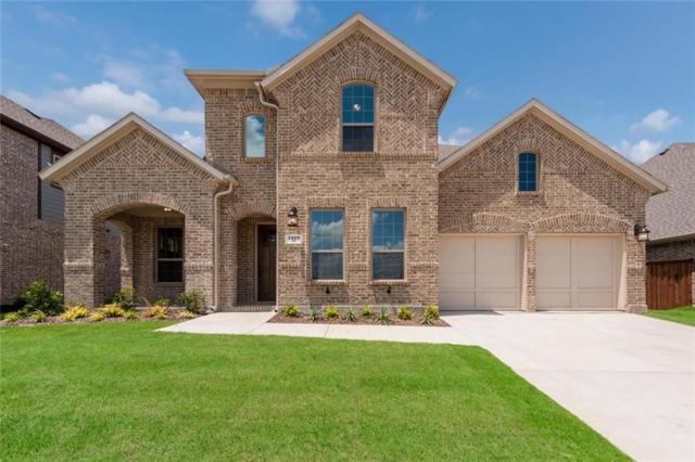 2909 Newsom Ridge Drive, Mansfield, TX 76063 (MLS #14027375) :: The Hornburg Real Estate Group
