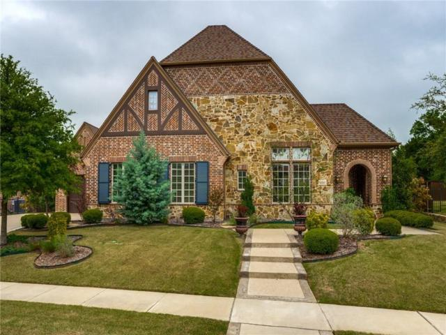 280 Yosemite Drive, Prosper, TX 75078 (MLS #14027544) :: Real Estate By Design