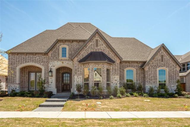 4431 Mill Branch, Prosper, TX 75078 (MLS #14027870) :: Robbins Real Estate Group