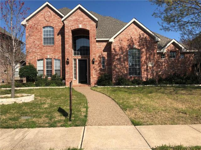 2804 Crested Butte Drive, Richardson, TX 75082 (MLS #14027983) :: The Heyl Group at Keller Williams
