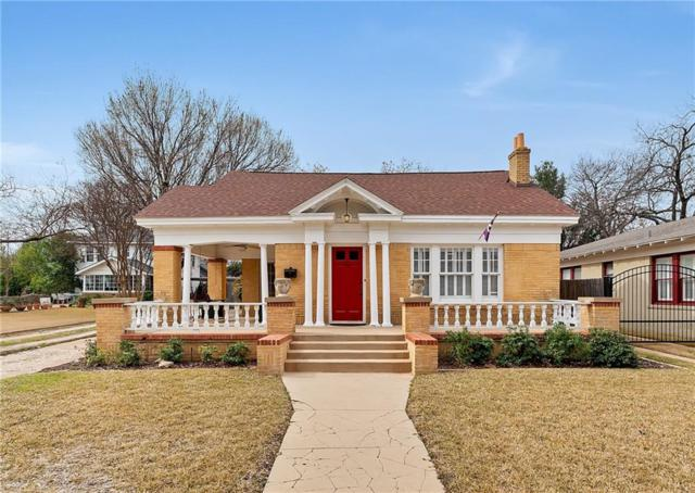 2512 Rogers Avenue, Fort Worth, TX 76109 (MLS #14028058) :: The Chad Smith Team