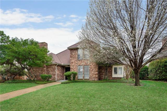 3820 Appomattox Circle, Plano, TX 75023 (MLS #14029346) :: RE/MAX Landmark
