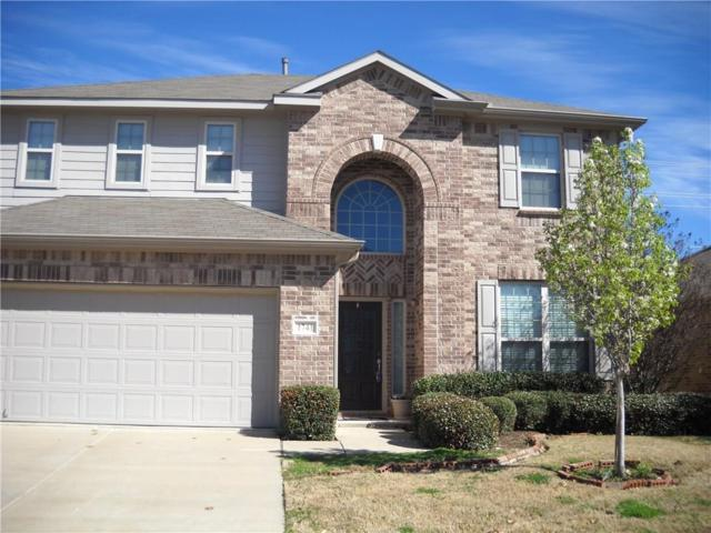 1741 Shoebill Drive, Little Elm, TX 75068 (MLS #14029382) :: Real Estate By Design