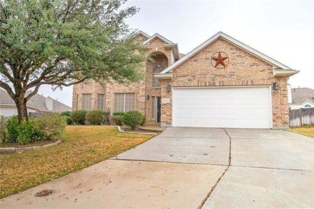 8701 Deepwood Lane, Fort Worth, TX 76123 (MLS #14029575) :: RE/MAX Town & Country