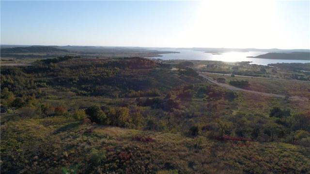 Lt 271 Honeysuckle Court, Possum Kingdom Lake, TX 76449 (MLS #14029743) :: Robinson Clay Team
