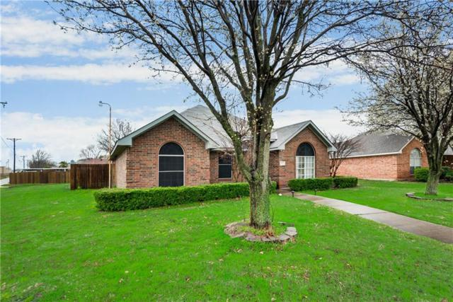 3907 Camden Lane, Sachse, TX 75048 (MLS #14030088) :: Team Hodnett