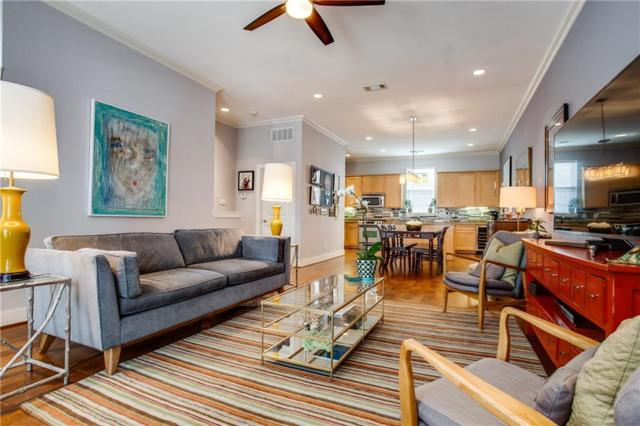 1614 Jensen Court, Dallas, TX 75204 (MLS #14030156) :: The Hornburg Real Estate Group