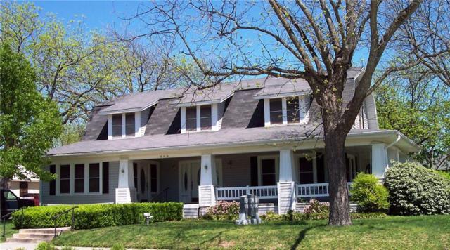109 S Third Street, Grandview, TX 76050 (MLS #14030303) :: RE/MAX Town & Country