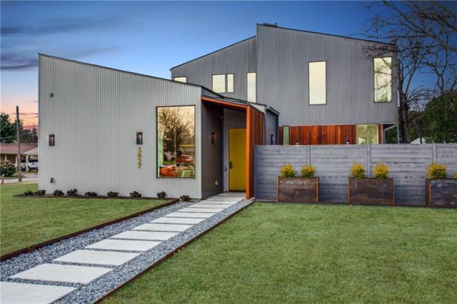 3827 Van Ness Place, Dallas, TX 75220 (MLS #14030325) :: Van Poole Properties Group