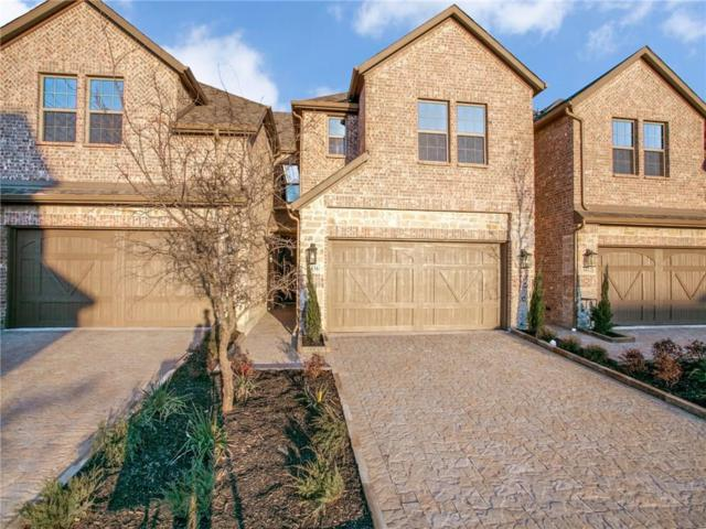 6440 Hermosa Drive, Plano, TX 75024 (MLS #14031009) :: The Hornburg Real Estate Group