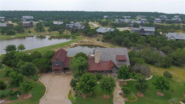 1240 Waterfall Way, Possum Kingdom Lake, TX 76449 (MLS #14031293) :: RE/MAX Pinnacle Group REALTORS