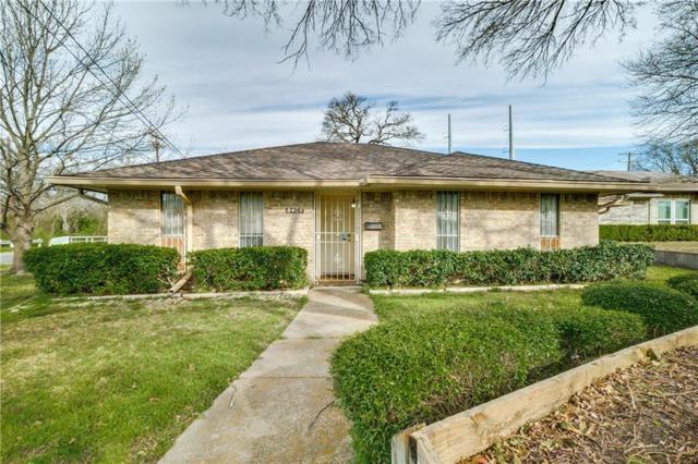 8405 Creekwood Drive, Dallas, TX 75228 (MLS #14031558) :: Robbins Real Estate Group
