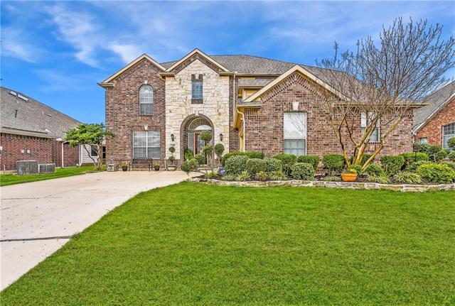 4204 Calloway Drive, Mansfield, TX 76063 (MLS #14031580) :: The Tierny Jordan Network