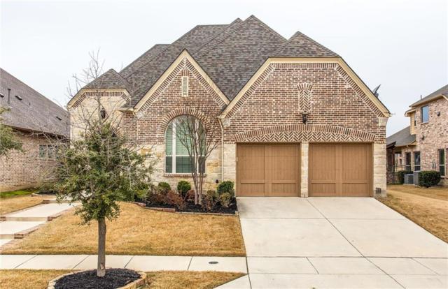 8904 Bluestem Drive, Lantana, TX 76226 (MLS #14031791) :: The Good Home Team