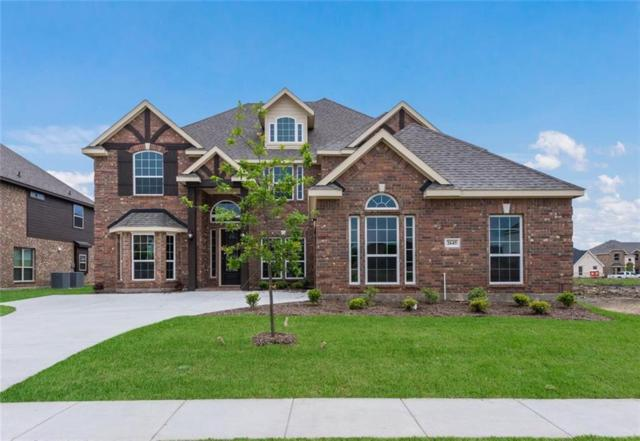 2645 Grand Colonial, Grand Prairie, TX 75054 (MLS #14032067) :: The Tierny Jordan Network