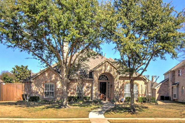3322 Barkwood Lane, Frisco, TX 75033 (MLS #14032930) :: The Heyl Group at Keller Williams