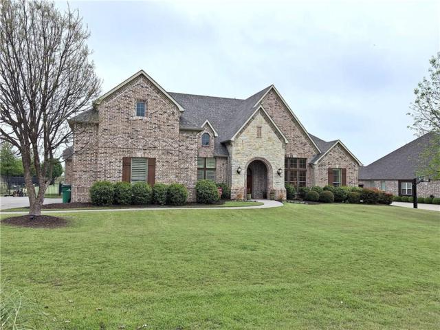 3104 Twin Lakes Drive, Celina, TX 75078 (MLS #14033236) :: The Heyl Group at Keller Williams